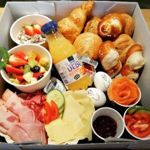 Frühstücksbox für 2 Personen